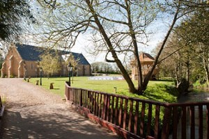 One Night Romantic Break for Two at Haselbury Mill