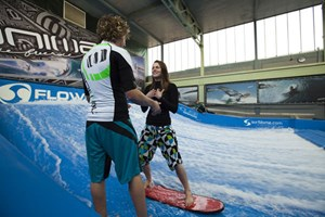 Indoor Surfing Experience for One Special Offer