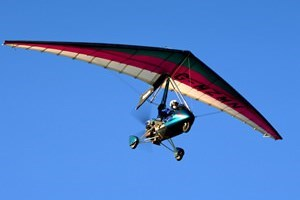 20-30 Minute Microlight Flight In Herefordshire