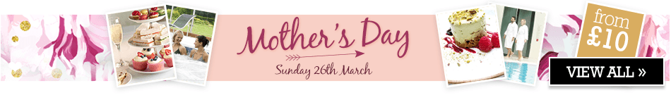 Mother's Day! Sunday 26th March
