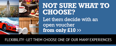 Not sure what to choose? Let them decide with open money vouchers