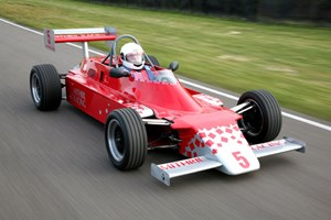F2000 Single Seater Drive at Goodwood