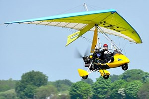 30 Minute Microlight Flight in East Yorkshire
