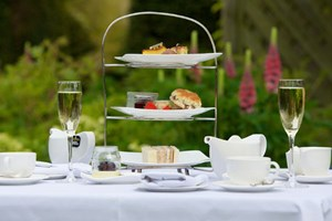 Afternoon Tea for Two at Cotswold House Hotel