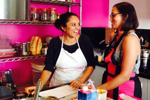 Half Day Indian Cookery Class for Two