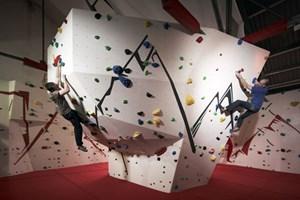 Beginner's Indoor Climbing Experience in London