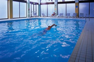 Health Club Pass for Two at a Marriott Hotel