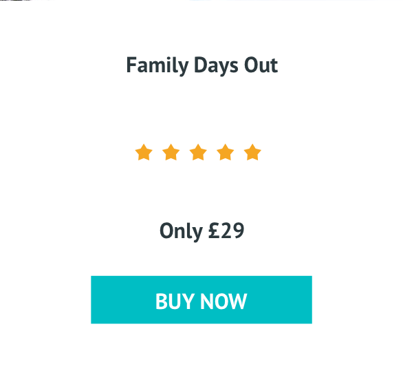Family Days Out Only £29