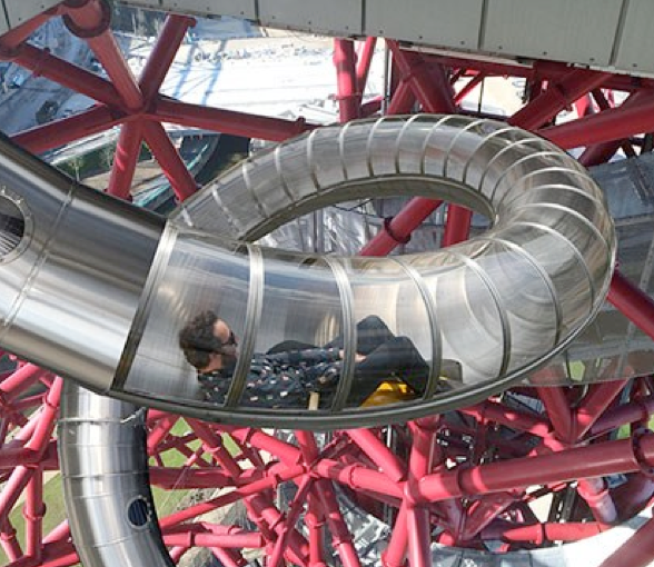 The Slide at The ArcelorMittal Orbit – Family Ticket Only £46